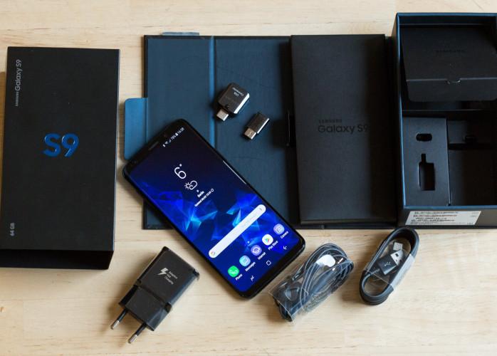 Samsung Galaxy S9 Tela 5,8 128gb 12mp Original