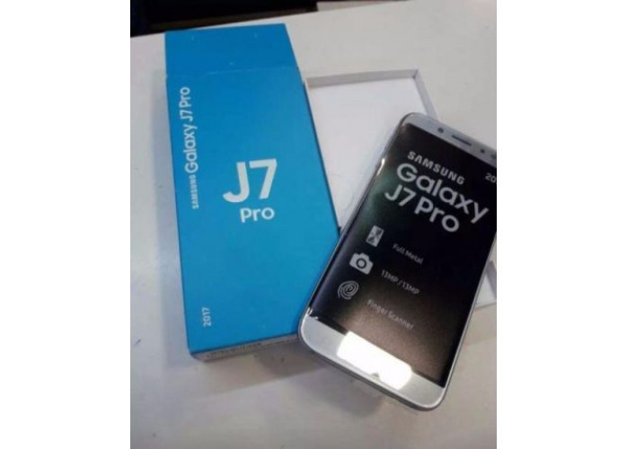 Samsung Galaxy J7 Pro 64gb 13mp Android 7.0 Octa Core 3gb