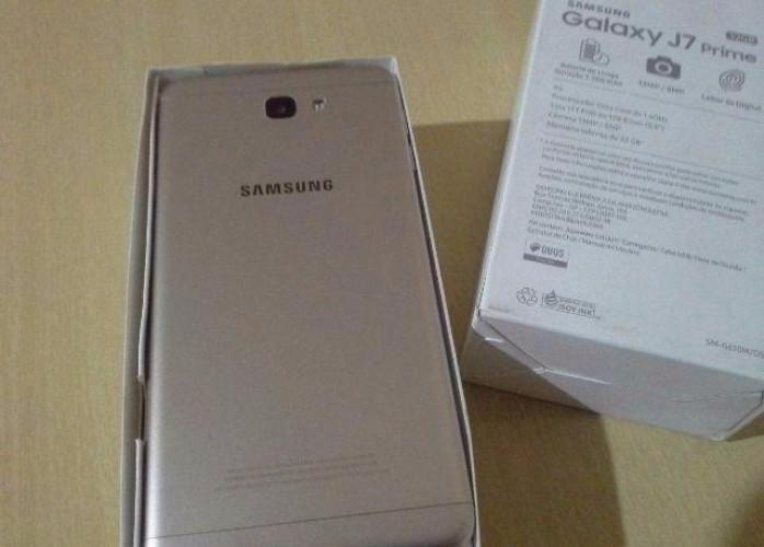 Celular Galaxy J7 Prime 32gb 13mp 4g Tela 5.5