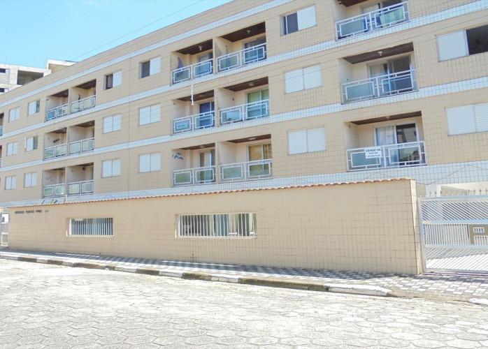 Apartamento de 1 dormitório em Mongaguá