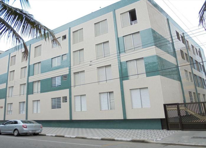 Apartamento a venda no Centro de Mongaguá. 2 Dorms