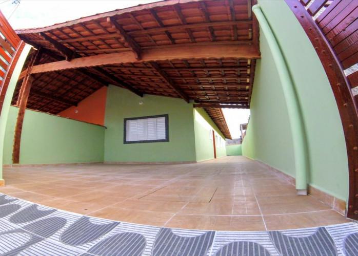 REF:417604 Casas Novas em Mongaguá,pertinho da Rodovia.