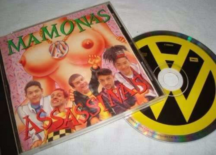 CD Mamonas Assassinas