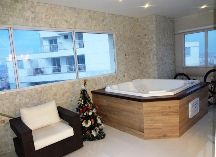 COBERTURA 153m² VIA JARDINS DO BOSQUE - Cobertura a Venda no bairro CENTRO - Guarulhos, SP - Ref: SC00120