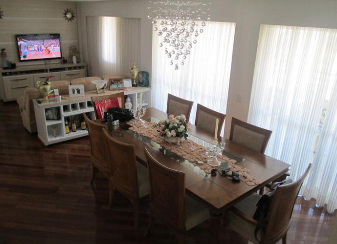 APTO 134m² MOBILIADO PARQUE CLUBE - Apartamento Alto Padrão a Venda no bairro VILA AUGUSTA - Guarulhos, SP - Ref: SC00121
