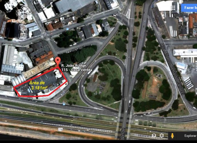 PONTO 3000M² NA MARGINAL TIETÊ - Ponto Comercial para Aluguel no bairro CASA VERDE - São Paulo, SP - Ref: SC00184
