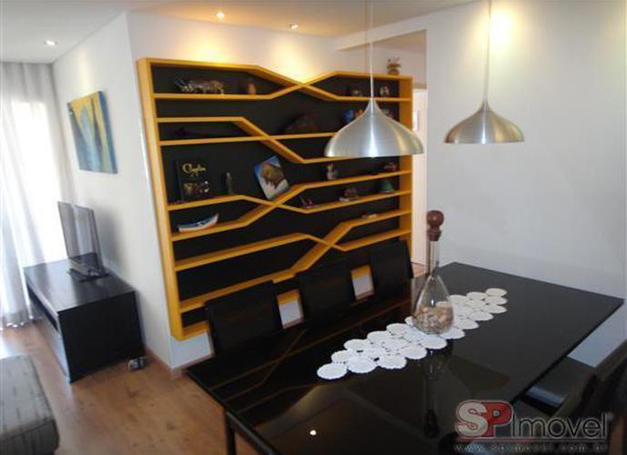 APTO 80m² MOBILIADO EDIFÍCIO CARAGUATATUBA - CENTRO - Apartamento a Venda no bairro JARDIM SÃO PAULO - Guarulhos, SP - Ref: SC00107