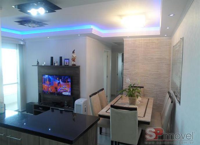 APTO 65m² RESIDENCIAL ATUA GUARULHOS - Apartamento a Venda no bairro ITAPEGICA - Guarulhos, SP - Ref: SC00356