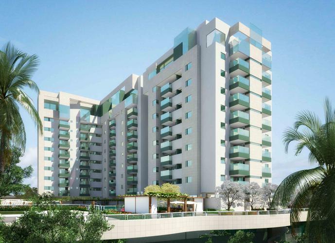 03 suítes, 136.94m², Varanda com Vista para o Mar, Farol - Apartamento Alto Padrão a Venda no bairro Farol - Maceió, AL - Ref: PI06122