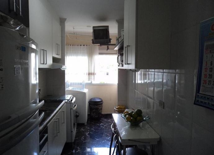 APTO 54m² RESIDENCIAL CLUB BOM CLIMA - Apartamento a Venda no bairro MACEDO - Guarulhos, SP - Ref: SC00136