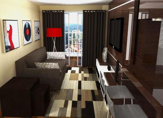 APTO 72M² NO BONSUCESSO, 01 OU 02 VAGAS - Apartamento a Venda no bairro VILA NOVA BONSUCESSO - Guarulhos, SP - Ref: SC00239