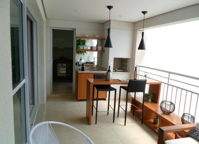 APTO 116M² BOSQUE MAIA, TERRAÇO COM CHURRASQUEIRA - Apartamento a Venda no bairro MAIA - Guarulhos, SP - Ref: SC00200
