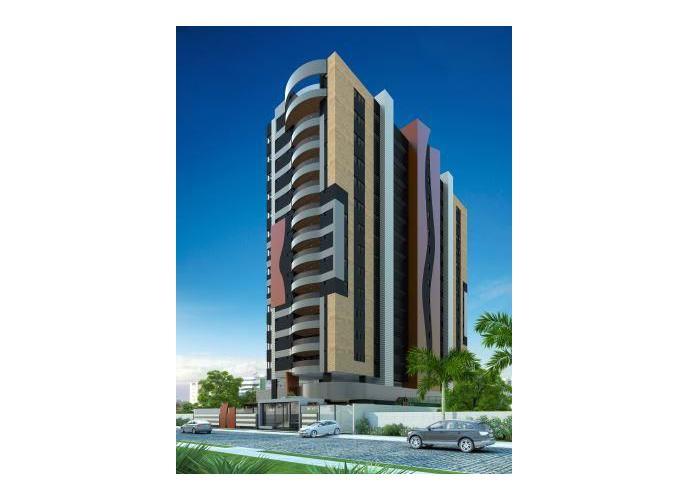 03 a 04 suítes e Varanda Gourmet, com financiamento bancário - Apartamento Alto Padrão a Venda no bairro Gruta De Lourdes - Maceió, AL - Ref: PI39352