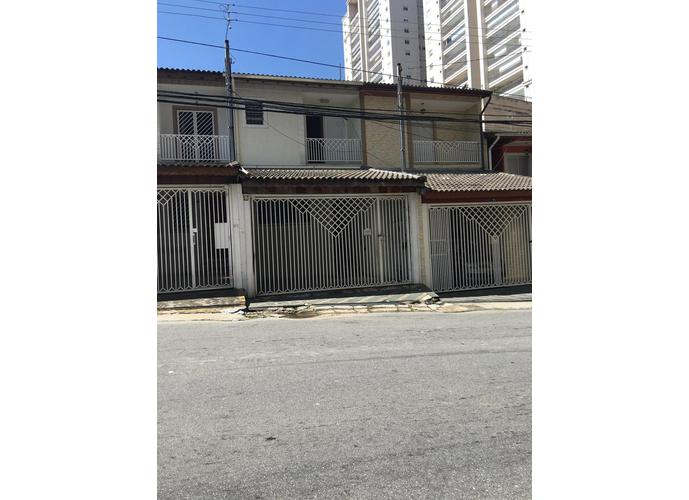 LINDO SOBRADO 132m² PRÓXIMO AO CENTRO - Sobrado a Venda no bairro VILA SANTO ANTONIO - Guarulhos, SP - Ref: SC00377