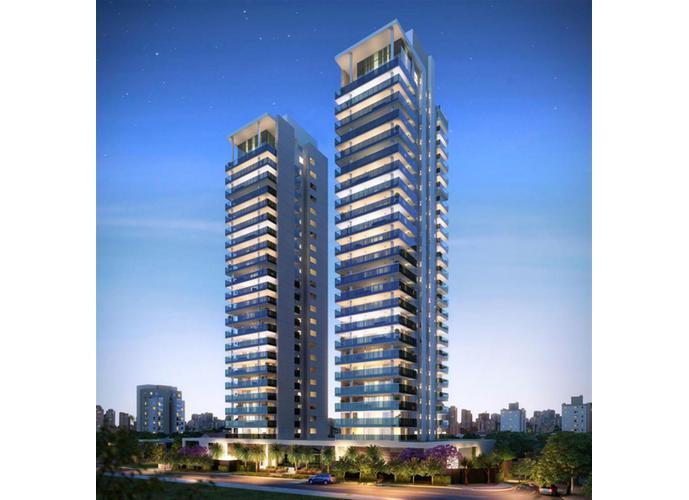 APTO MOEMA 288M², 4 VAGAS - Apartamento a Venda no bairro Moema - São Paulo, SP - Ref: SC00368