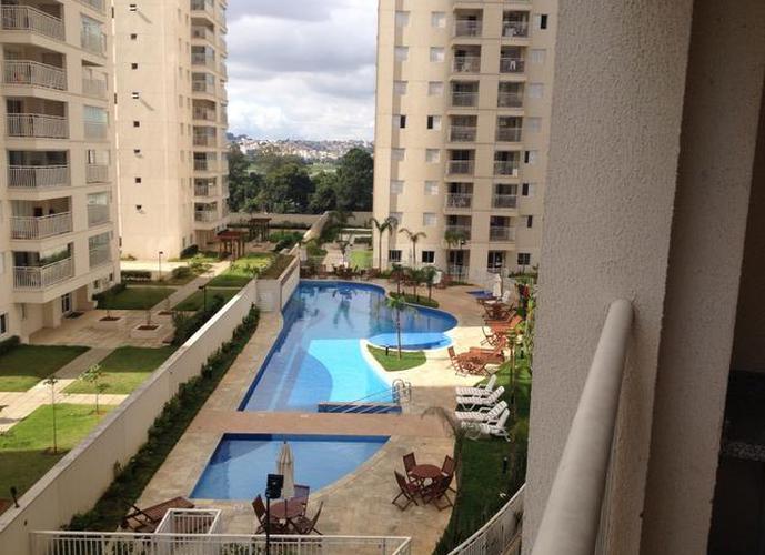 APTO 64M² SUPREMA GUARULHOS - TERRAÇO C/ CHURRASQUEIRA - Apartamento a Venda no bairro VILA AUGUSTA - Guarulhos, SP - Ref: SC00244