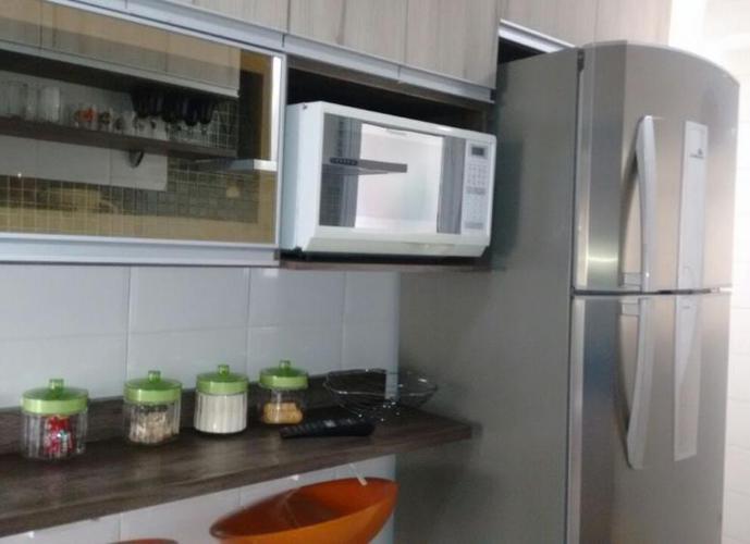 APTO SUPERA 128m² C/ MOBILIA 03 SUÍTES E 03 VAGAS - Apartamento a Venda no bairro VILA AUGUSTA - Guarulhos, SP - Ref: SC00006