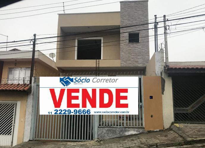 SOBRADO 230m² ESPETACULAR VILA AUGUSTA - Sobrado a Venda no bairro VILA MOREIRA - Guarulhos, SP - Ref: SC00495