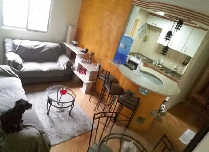 APTO 58 M² NA PONDE GRANDE - Apartamento a Venda no bairro PONTE GRANDE - Guarulhos, SP - Ref: SC00438