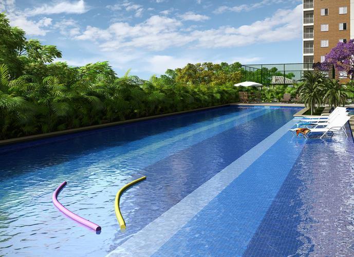 APTO 58m² 300.000 - PQ RESIDENCE - Apartamento a Venda no bairro JARDIM FLOR DA MONTANHA - Guarulhos, SP - Ref: SC00052
