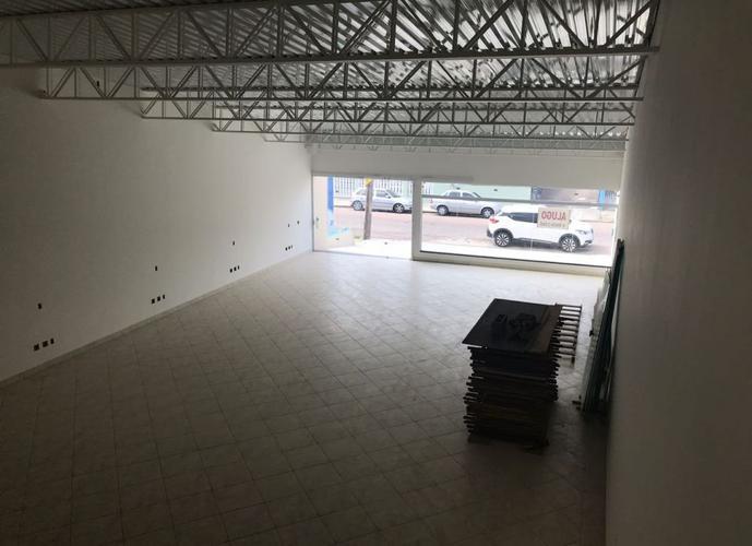 Salão Comercial - Sala Comercial para Aluguel no bairro Vila VIanelo - Jundiaí, SP - Ref: IB54577