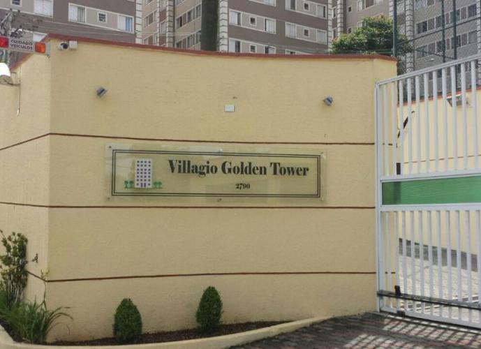 APTO 69m² - GOLDEN TOWER PRÓXIMO AO SHOPPING MAIA - Apartamento a Venda no bairro VILA RIO DE JANEIRO - Guarulhos, SP - Ref: SC00254