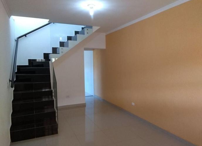 SOBRADO 150 M² PARA LOCAÇÂO NA VILA BAIRROS - Sobrado para Aluguel no bairro Jardim Santa Bárbara - Guarulhos, SP - Ref: SC00440