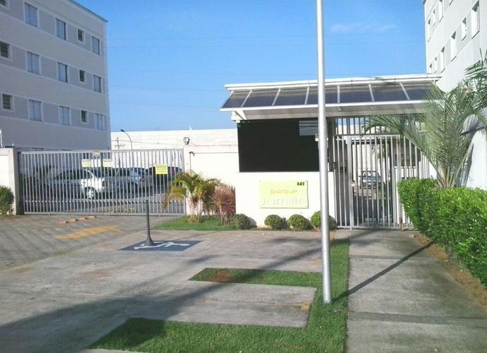 Apto - Cond. Parque Jamille - Apartamento a Venda no bairro Jardim Búfalo - Jundiaí, SP - Ref: IB42355