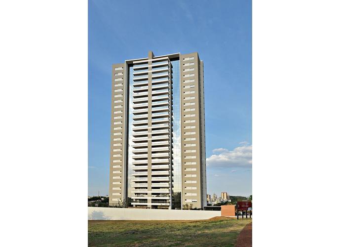 Apartamento Alto Padrão 4 suítes Vista Permanente Parque Cur - Apartamento Alto Padrão a Venda no bairro Ribeirânia - Ribeirão Preto, SP - Ref: FA06604