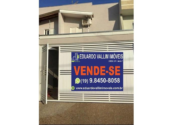 Sobrado a Venda no bairro Jardim Terramérica I - Americana, SP - Ref: EVSOB016