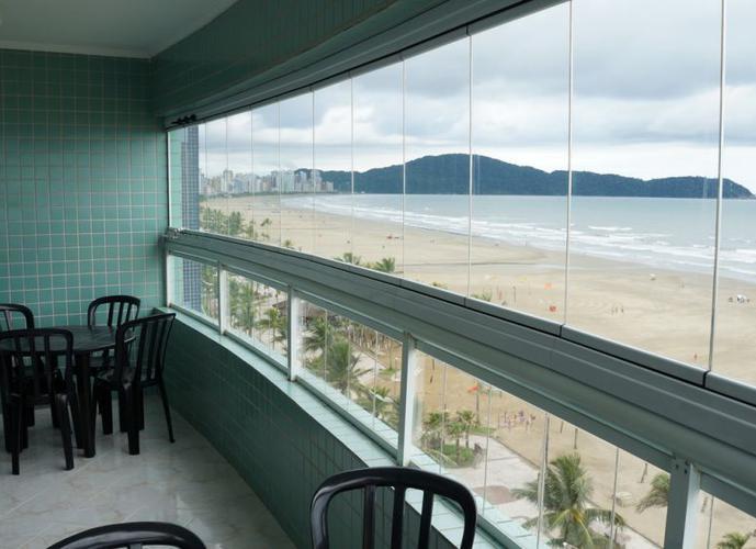 Ed. Nicolas - Apartamento Alto Padrão a Venda no bairro Guilhermina - Praia Grande, SP - Ref: LP71077