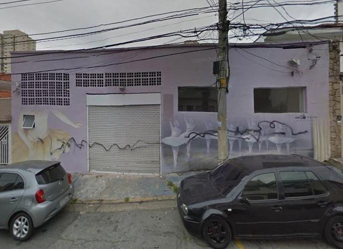 Galpão em Tatuapé/SP de 360m² para locação R$ 8.000,00/mes