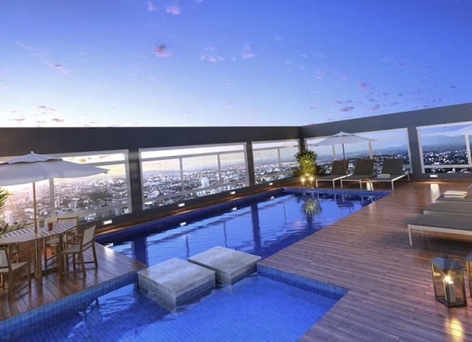 Apartamento em Vila Barros/SP de 54m² 2 quartos a venda por R$ 302.859,00
