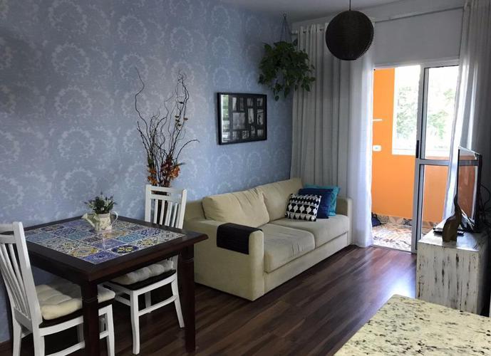 Apartamento em Granja Viana/SP de 54m² 2 quartos a venda por R$ 220.000,00