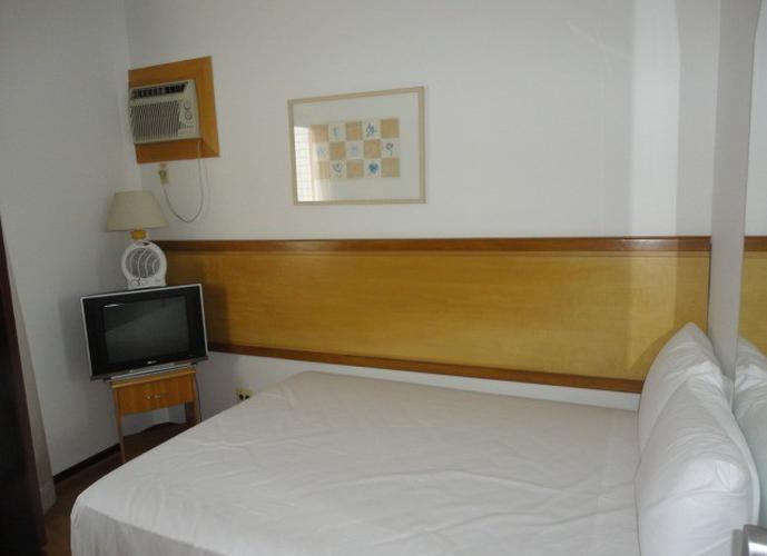 Flat em Brooklin/SP de 60m² 2 quartos para locação R$ 3.700,00/mes