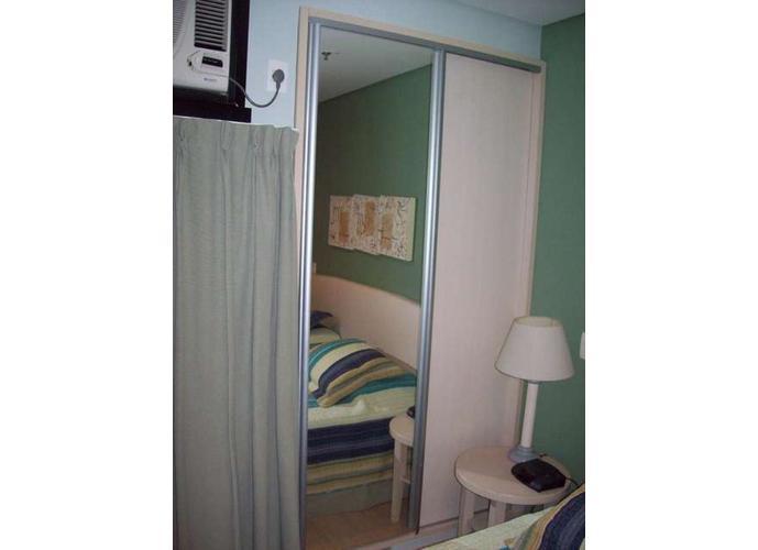 Flat em Chácara Santo Antônio/SP de 35m² 1 quartos para locação R$ 3.400,00/mes