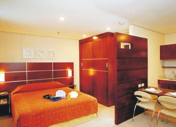 Flat em Chácara Santo Antônio/SP de 30m² 1 quartos para locação R$ 3.000,00/mes