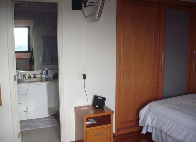 Flat em Itaim Bibi/SP de 60m² 2 quartos para locação R$ 5.300,00/mes