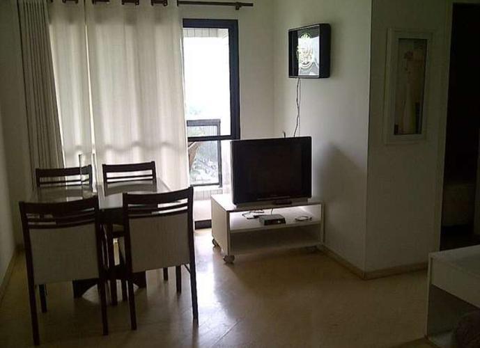 Flat em Itaim Bibi/SP de 60m² 2 quartos para locação R$ 5.000,00/mes