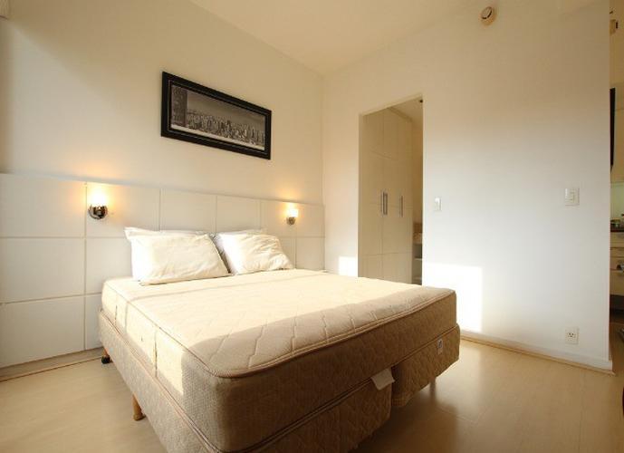 Flat em Itaim Bibi/SP de 35m² 1 quartos para locação R$ 3.900,00/mes