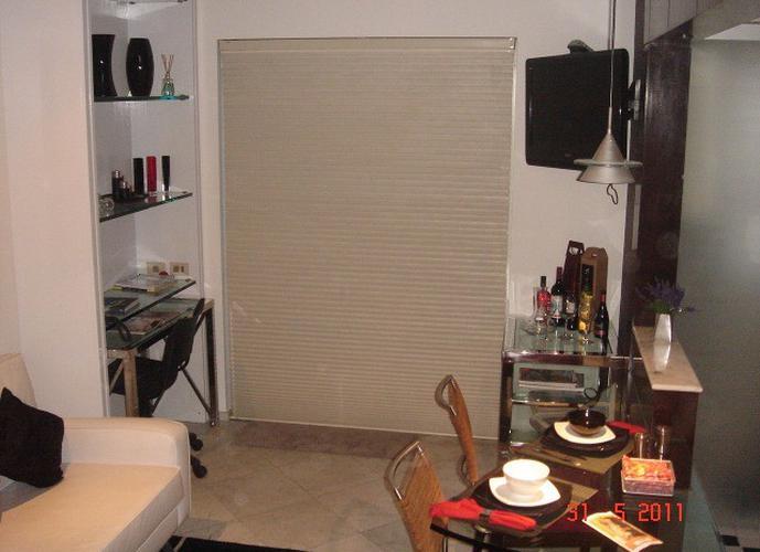Flat em Moema/SP de 40m² 1 quartos para locação R$ 3.700,00/mes