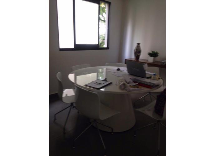 Apartamento em Jardins/SP de 36m² 1 quartos para locação R$ 3.400,00/mes