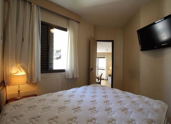 Flat em Bela Vista/SP de 50m² 1 quartos para locação R$ 3.190,00/mes