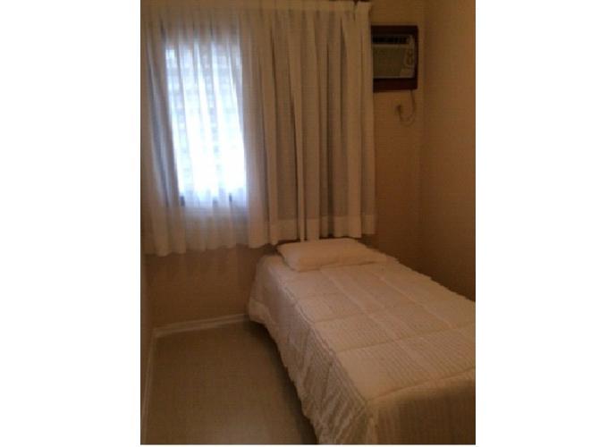 Flat em Brooklin/SP de 60m² 2 quartos para locação R$ 3.390,00/mes