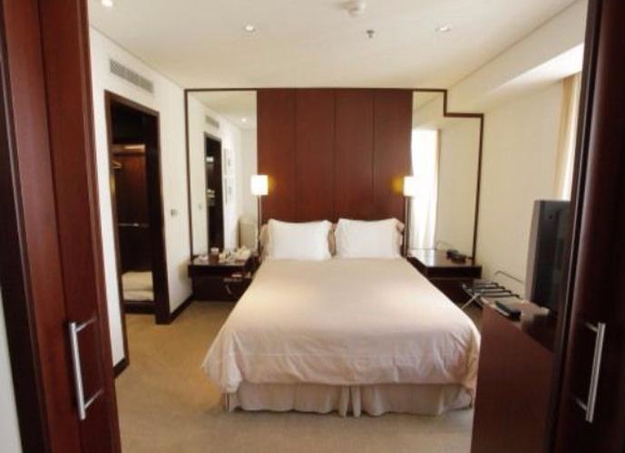 Flat em Itaim Bibi/SP de 60m² 1 quartos para locação R$ 8.300,00/mes