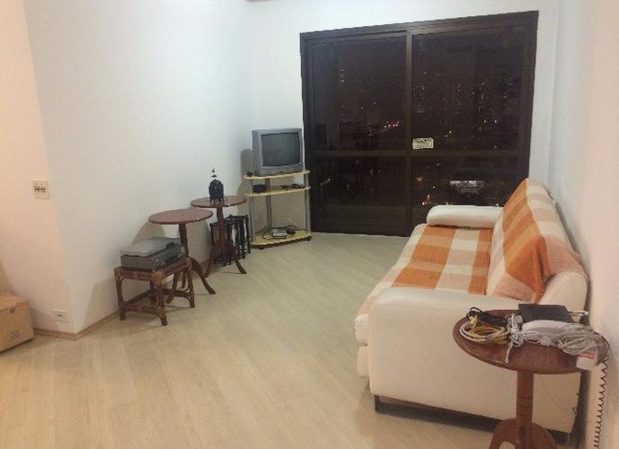 Flat em Itaim Bibi/SP de 45m² 2 quartos para locação R$ 4.600,00/mes
