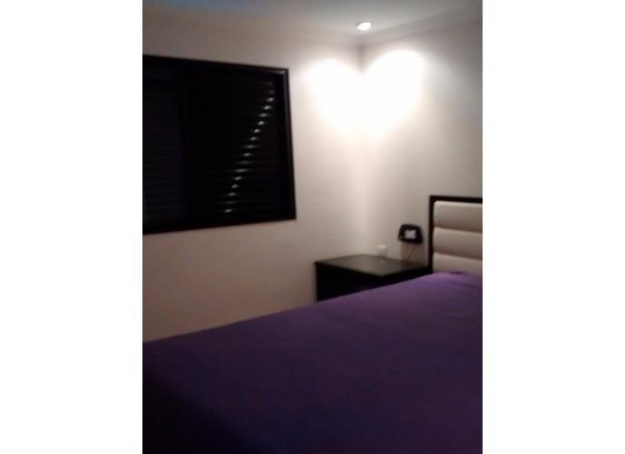 Flat em Itaim Bibi/SP de 60m² 2 quartos para locação R$ 3.900,00/mes