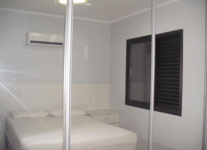 Flat em Itaim Bibi/SP de 45m² 1 quartos para locação R$ 3.900,00/mes