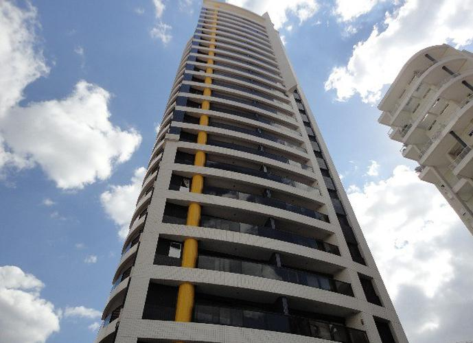 Flat em Itaim Bibi/SP de 40m² 1 quartos para locação R$ 3.400,00/mes