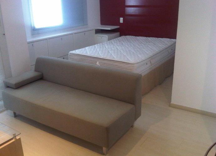 Flat em Itaim Bibi/SP de 40m² 1 quartos para locação R$ 3.000,00/mes
